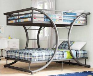 تختخواب فلزی جدید/تختخواب فلزی دونفره/تختخواب فلزی/تختخواب فلزی باکیفیت