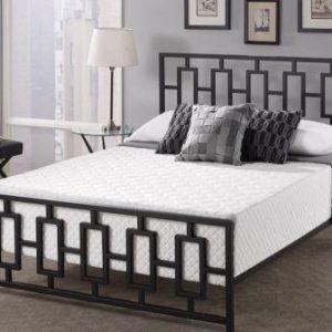 تخت خواب دو نفره فلزی کد m3