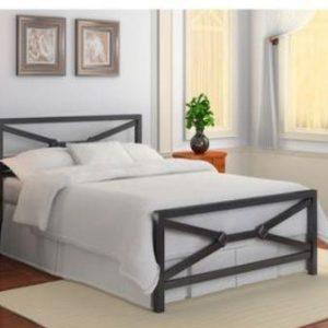 تخت خواب دو نفره فلزی کد m1