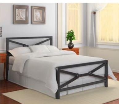 تخت خواب فلزی یک طبقه/تختخواب فلزی دونفره/قیمت تختخواب فلزی