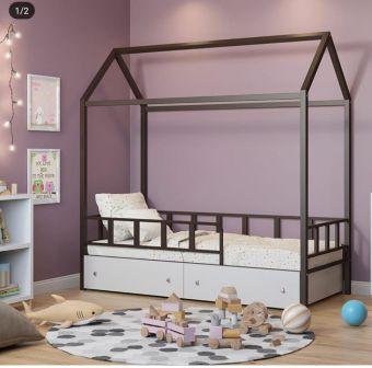 تخت خواب کودک مدل k1