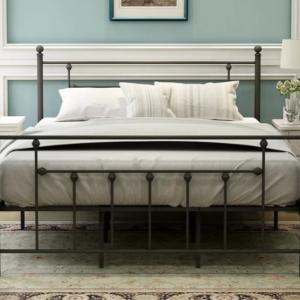 تخت خواب دونفره فلزی کد m16