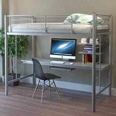 تخت خواب فلزی کمجا مدل d3