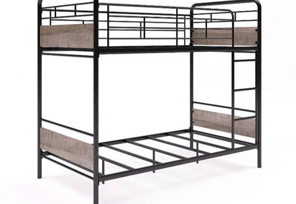 تخت خواب دوطبقه فلزی کد s2