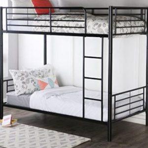 تخت خواب دوطبقه فلزی