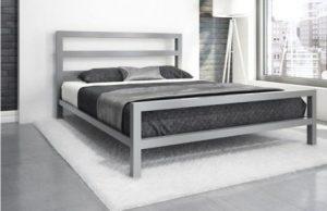 تخت خواب دو نفره فلزی کد m5