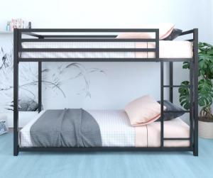 تخت خواب دو طبقه فلزی کد s18