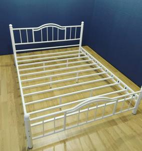 تخت خواب دو نفره فلزی کدm14