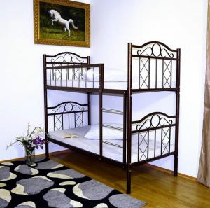 تخت خواب دو طبقه فلزی کد s27