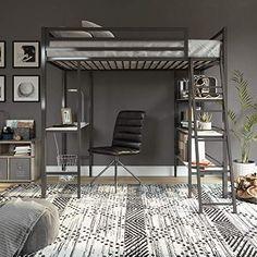 تخت خواب فلزی کمجا مدل d5