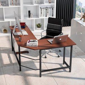 میز تحریر پایه فلزی